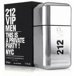 Carolina Herrera 212 VIP SILVER (Mens)