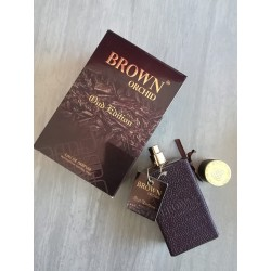 Brown Orchid Oud Edition by (Fragrance World) (Unisex)