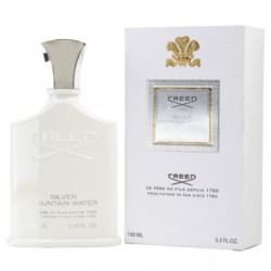 Creed Silver Mountain Water(White Bottle)