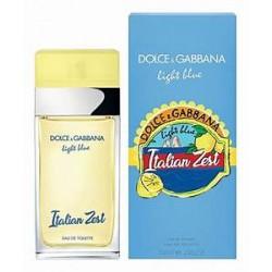 D & G Light Blue Italian Zest