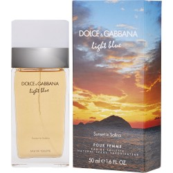 D & G Light Blue Sunset in Salina (Limited Edition)