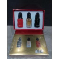 Giorgio Armani  3 Piece Gift Set