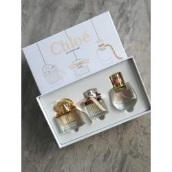 Chloe 3 Piece Perfume Gift set