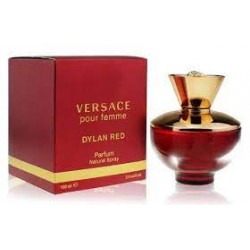 Versace Dylan Red Pour Femme