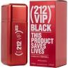 Carolina Herrera 212 Black Limited Edition *RED Bottle*