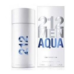 Carolina Herrera 212 Aqua Limited Edition (Mens)